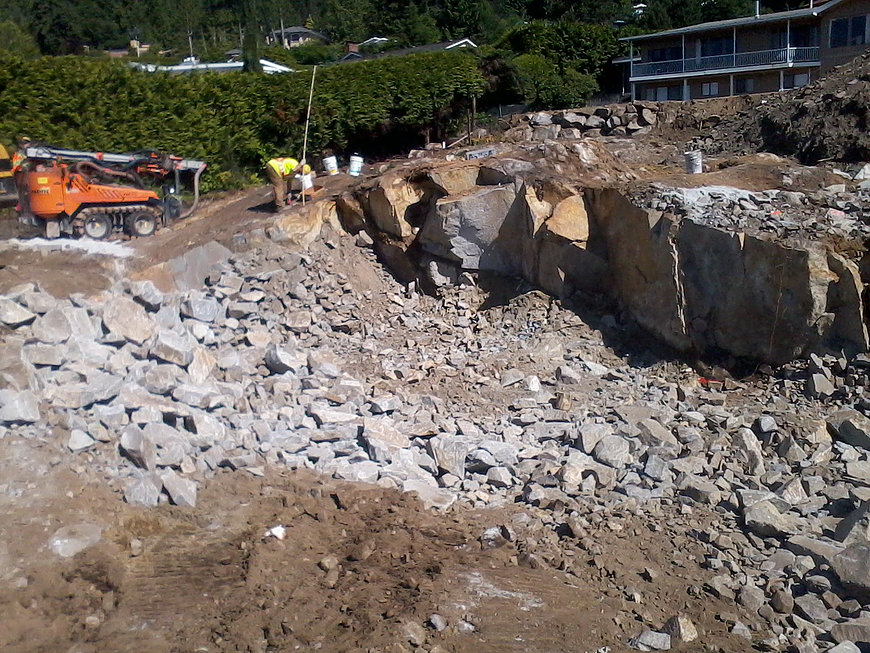 Guest Post: Dan Machon on Rock Blasting for New Construction