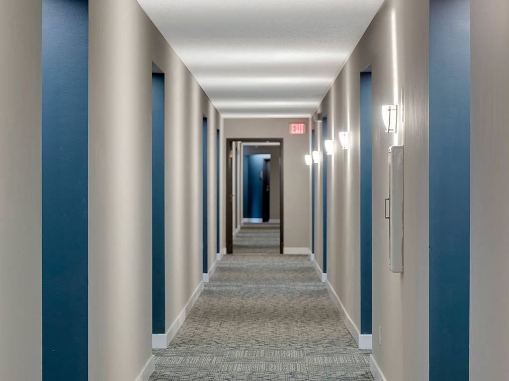 Should you upgrade your building's lobby and hallways?