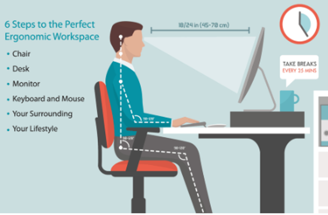 5 Ways to create a home office you might actually work in